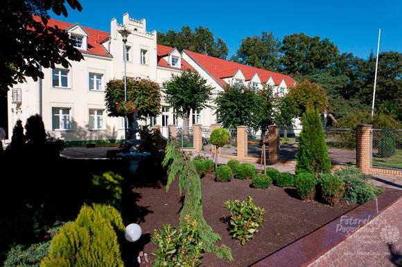 Dawny Hotel Seeblick w Pobierowie - rok budowy 1907