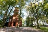 Neogotycki Kościół w Trzęsaczu