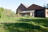 Zabytkowe stodoły w Śliwinie