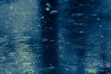Deszcz w Pobierowie