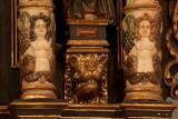 Ołtarz autorstwa J.Sellina z 1673r.