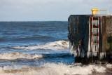 Wybrzeże Rewalskie Zimą - Niechorze