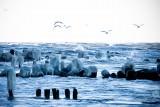 Zima w Niechorzu