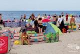 Plaża w Pobierowie - Lato 2011 | Gmina Rewal