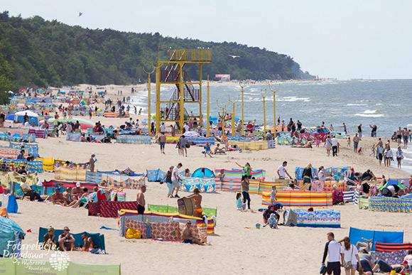 pobierowo, weekend, długi weekend, plaża, w  pobierowie, gmina rewal, nad morzem