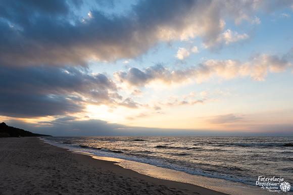 Plaża w Pobierowie - fotorelacja.com